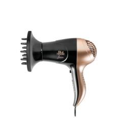 Sèche cheveux avec diffuseur 1800 Watts - Blue House BH114HD