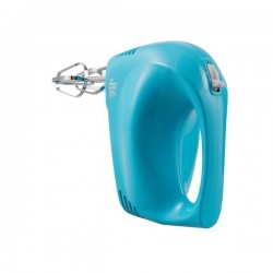 Batteur à main 300 Watts double fouets Turquoise - Blue House