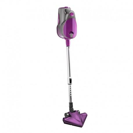 Aspirateur vertical électrique sans sac 1400 watts Violet - Blue House