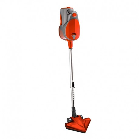 Aspirateur balai 1400 Watts Orange - Blue House
