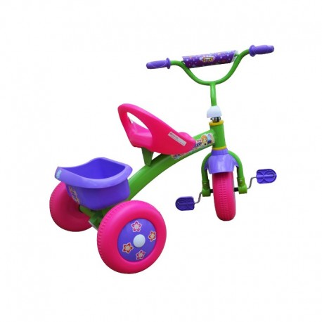 Tricycle Plastique Courbe Fly - Rodeo T11114