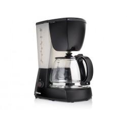 Cafetière électrique 800 Watts 12 tasses noir - Tristar KZ-2216