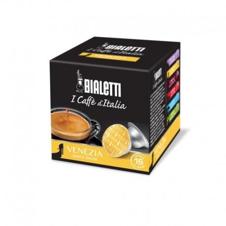 Boîte de 16 capsules café Venezia - Bialetti