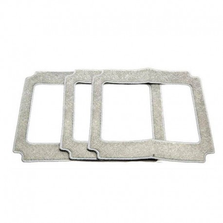 Tapis de nettoyage en microfibres (3 pad) - Winbot 830-W-S022