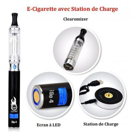 Cigarette électronique first class - Clope IGO4