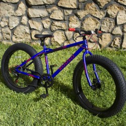 Bicyclette Fat Bike Mirage 26 Pouces Bleu