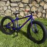 Bicyclette Fat Bike Mirage 26 Pouces Blue