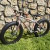 Bicyclette Fat Bike Mirage 26 Pouces Gris