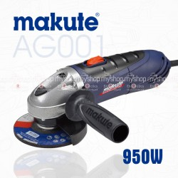 Meuleuse angulaire 950W 115 mm Makute AG001