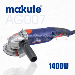 Meuleuse angulaire 1400W 115 mm Makute AG007