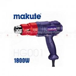 Pistolet à air chaud 1800W makute HG001