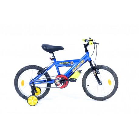 Vélo VTT 16 pouces ZZAP - Rodeo-6016 ZG