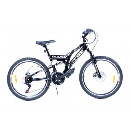 Vélo VTT 24 pouces BLACK DAWN - Rodeo-6024 C21