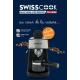 Machine à café expresso Swisscook CM-3062