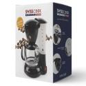 Cafetière électrique 550 Watts 6 Tasses - Tristar CM-1233