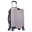 """Valise Or 28"""" incassable"""