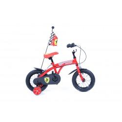 Bicyclette enfant ferrari 12 pouces - Rodeo-FE12