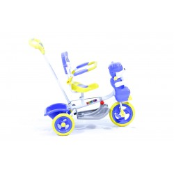 Tricycle Baby avec canne directionnelle - Rodeo-TA14-3