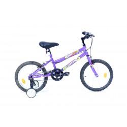 Bicyclette VTT 16 pouces eco fille - Prado-6016 PF