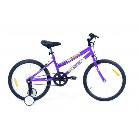 Vélo VTT 20 pouces eco fille - Rodeo-6020 PF