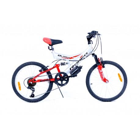 Vélo VTT 20 pouces BLAST - Rodeo-6020 B6